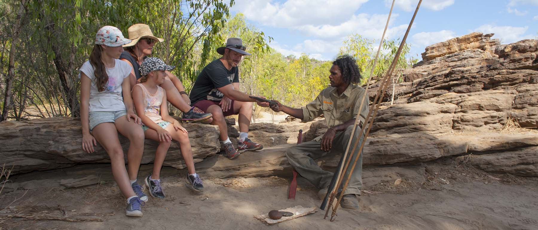 Do Kakadu Your Way